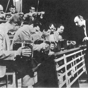 Image pour 'Juan D'Arienzo & Su Orquesta Típica'