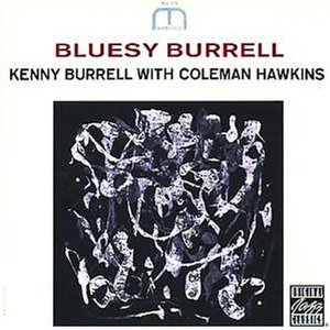 Image for 'KENNY BURRELL WITH COLEMAN HAWKINS'