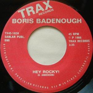 Image for 'Boris Badenough'