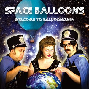 Image pour 'Space Balloons'