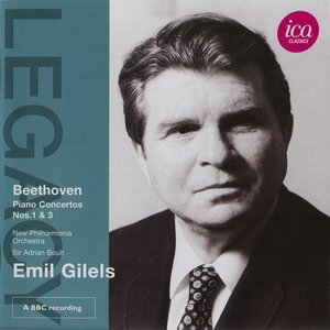 Image for 'Beethoven - Gilels, NPO, Boult'