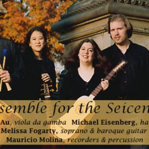 Image for 'Ensemble for the Seicento'