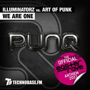 Image for 'Illuminatorz & Art of Punk'