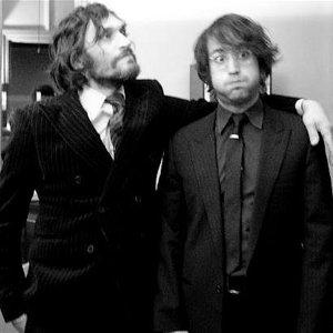 Image pour 'Vincent Gallo & Sean Lennon'
