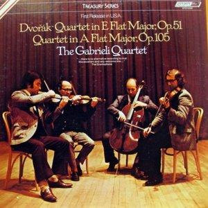 Image for 'Gabrieli String Quartet'