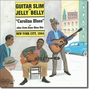 Immagine per 'Guitar Slim And Jelly Belly'