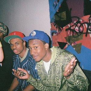 Image for 'Vince staples & michael uzowuru'