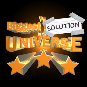 Image for 'The Biggest Solution in the Universe'
