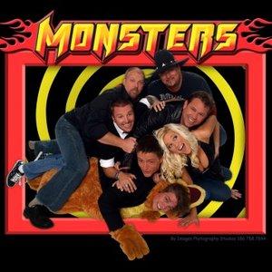 Image for 'Monsters in the Morning'