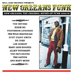 Image for 'New Orleans Funk'