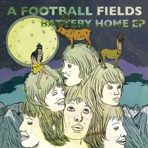 Image for 'A Football Fields'