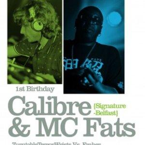 Image for 'Calibre & MC Fats'