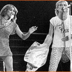 Image for 'Tina Turner With Rod Stewart'