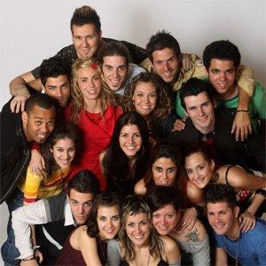 Image for 'Operación Triunfo 2008'