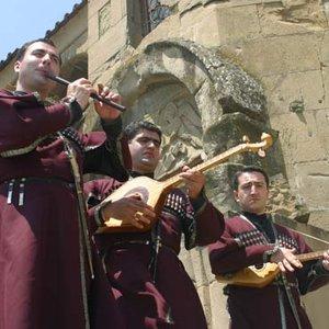 Immagine per 'Rustavi Choir & Duduki Trio Omar Kelaptrishvili'