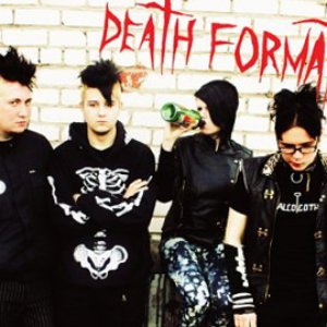 Image for 'Death Formation'
