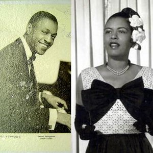 Image for 'Billie Holiday with Eddie Heywood & His Orchestra'