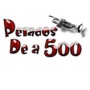 Image for 'Pelados de a 500'