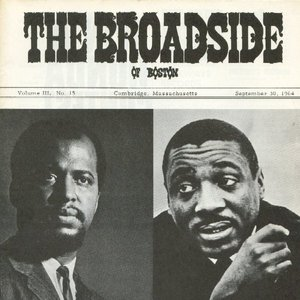 Image for 'The Broadside Singers with Len Chandler'