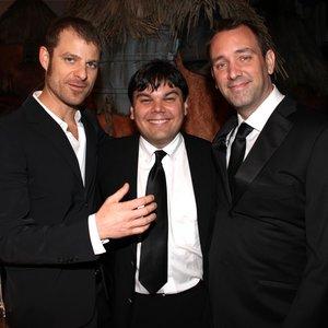 Image for 'Trey Parker, Robert Lopez, & Matt Stone'