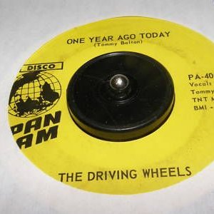 Image for 'The Driving Wheels'