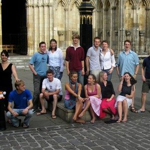 Image for 'Chapel Choir of University College, Durham'