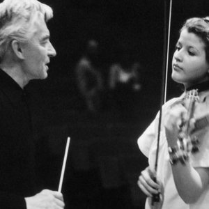 Image for 'Anne-Sophie Mutter; Herbert Von Karajan: Berlin Philharmonic Orchestra'