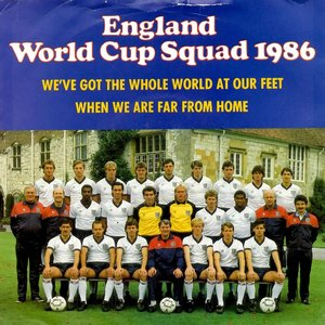 Image for 'England World Cup Squad 1986'