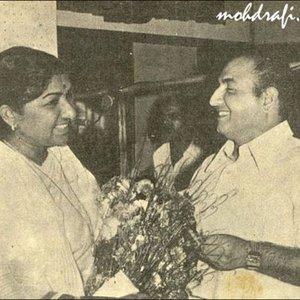 Image for 'Lata Mangeshkar & Mohammad Rafi'