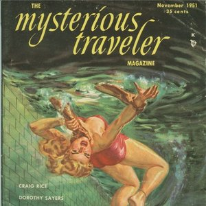 Image for 'The Mysterious Traveler'