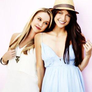 Image for 'Melissa Benoist & Becca Tobin'