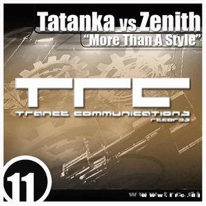 Image for 'Tatanka & Zenith'