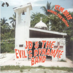 Image pour 'JD & The Evil's Dynamite Band'