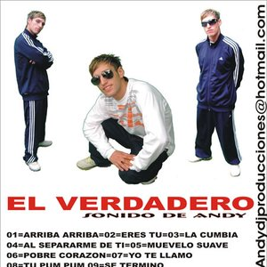 Image for 'EL VERDADERO'