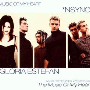 Image for 'Gloria Estefan & *NSync'