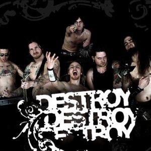 Bild für 'Destroy Destroy Destroy'
