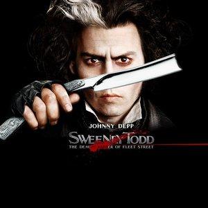 Image for 'Helena Bonham Carter and Johnny Depp'