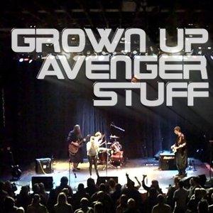 Imagem de 'Grown Up Avenger Stuff'