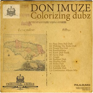 Image for 'Don Imuze'