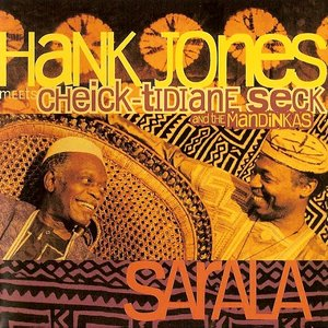 Bild för 'Hank Jones Meets Cheick-Tidiane Seck and the Mandinkas'