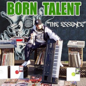 Image for 'Born Talent'