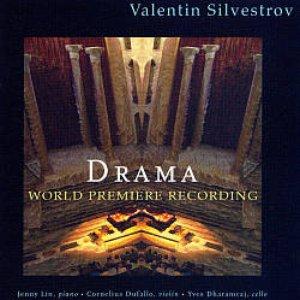 Image for 'Valentin Silvestrov - Yves Dharamraj & Jenny Lin'