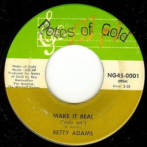Image for 'Betty Adams'