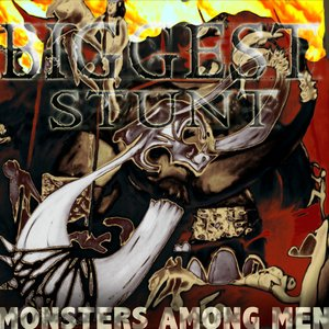 Image for 'The Biggest Stunt'
