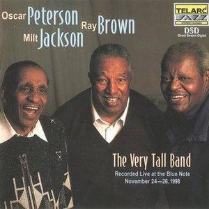 Image for 'Oscar Peterson, Ray Brown, Milt Jackson'