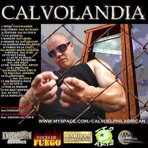 Image for 'Calvo'