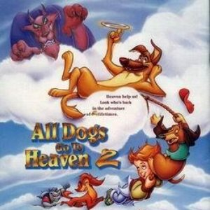 Image for 'All Dogs Go To Heaven-2'