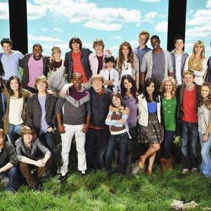Image for 'Jonas Brothers, Demi Lovato, Miley Cyrus & Selena Gomez'