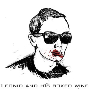 Image pour 'leonid and his boxed wine'