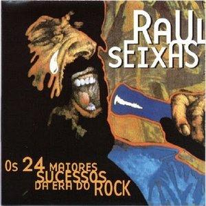 Image for 'raul seixas (os 24 maiores sucessos da era do rock) 11'